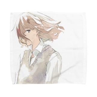 風 Towel handkerchiefs