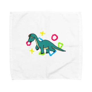 ぶらきおさうるす Towel handkerchiefs