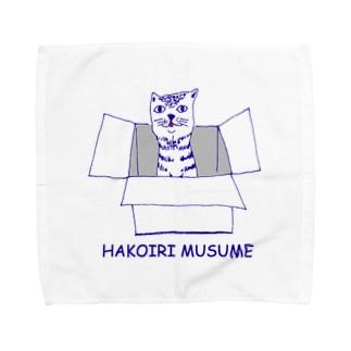箱入り娘 Towel handkerchiefs