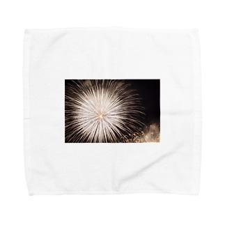 花火 Towel handkerchiefs