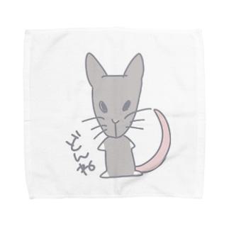 どんねずみ、略してどんね Towel handkerchiefs