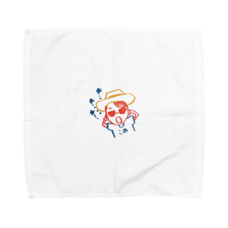 こめ@仲良し夫婦はシンプル思考のこめさん Towel handkerchiefs