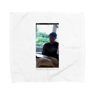 かくT) Towel handkerchiefs