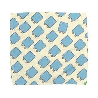 ダブルソーダ Towel handkerchiefs