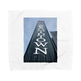 ミッドタウン Towel handkerchiefs