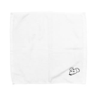 セカチュー。 Towel handkerchiefs