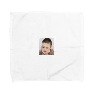 丸坊主 Towel handkerchiefs