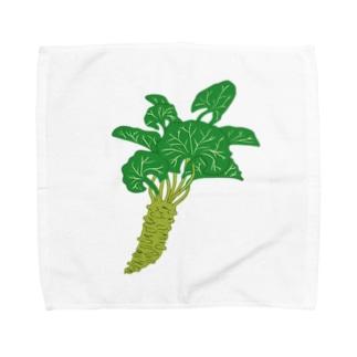 わさび Towel handkerchiefs