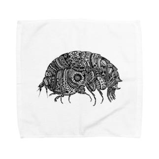 横蝦 Towel handkerchiefs