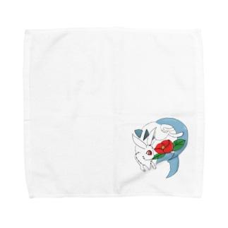 アンスール Towel handkerchiefs