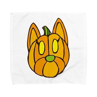 クッキーパンプキン Towel handkerchiefs