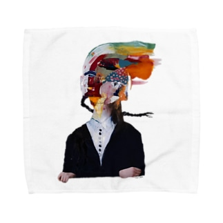 ふつうに2美 Towel Handkerchief
