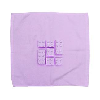 レゴフロック Towel handkerchiefs