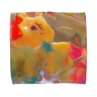 ◯プール◯ Towel handkerchiefs