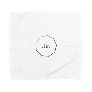 .im graphics  Towel handkerchiefs