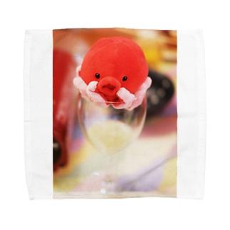 多幸グッズ♪ Towel handkerchiefs