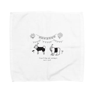KEN&KEE PARTY! Towel handkerchiefs
