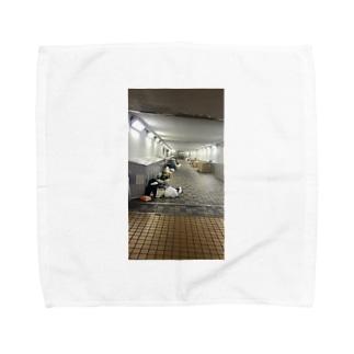 横浜最高の青線地域 Towel handkerchiefs