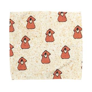 pattern_dog Towel handkerchiefs