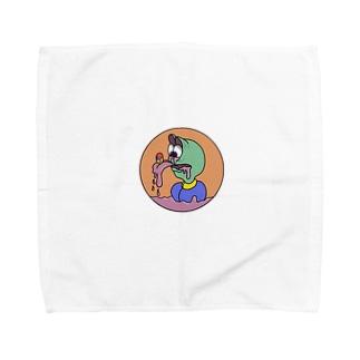 mini Towel handkerchiefs