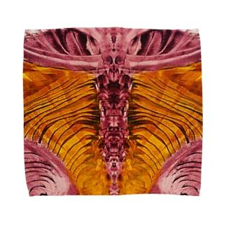 トラッカー Towel handkerchiefs