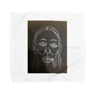 僕奥 Towel handkerchiefs