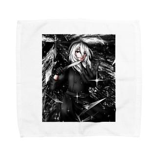 ミカエル Towel handkerchiefs