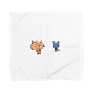 なかよし 01 Towel handkerchiefs