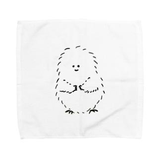 イエティボーイ Towel handkerchiefs