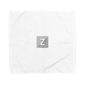 Z Towel handkerchiefs
