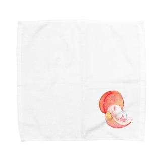 もぐぶーもも Towel handkerchiefs
