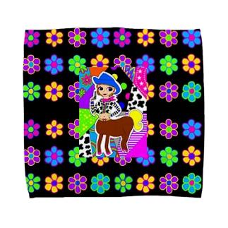 COWGIRL Towel handkerchiefs