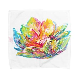 彩華 Towel handkerchiefs
