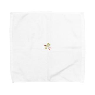 塩ダレキャベツの飛翔 Towel handkerchiefs