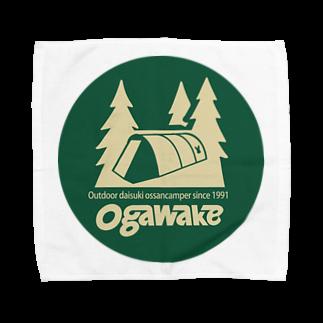 秘密結社ラビットシャドー団のOGAWAKE Towel handkerchiefs
