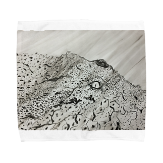 kita nobuwaのひかりにふれる Towel handkerchiefs