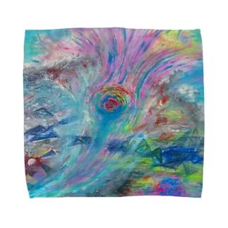 新しい自分その2 Towel handkerchiefs