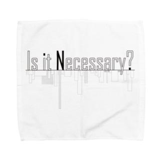 Necessity Towel handkerchiefs