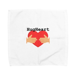 HugHeart Towel handkerchiefs