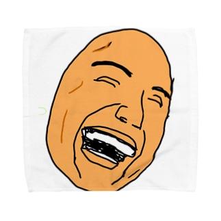 じゃがぽてくんグッズ Towel handkerchiefs