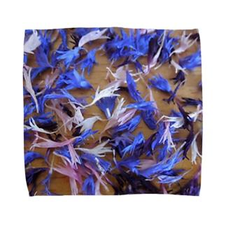 天使の羽 ひらひら  2 Towel handkerchiefs