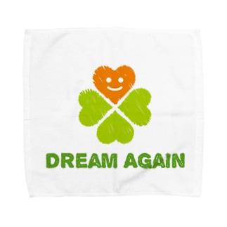 Dream Again Towel handkerchiefs