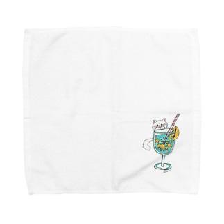 レモネードちゃん Towel handkerchiefs