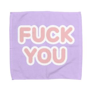 FUCK YOU Towel handkerchiefs
