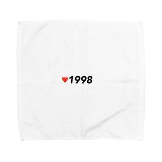 1998 Towel handkerchiefs