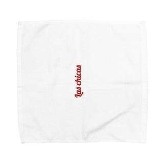 las chicas Towel handkerchiefs