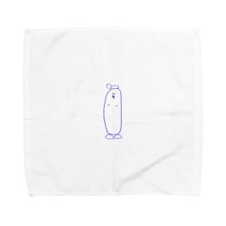 ちぱる Towel handkerchiefs