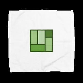 minato128のtatami v3 Towel handkerchiefs