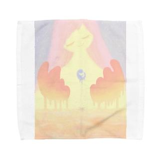 あなたがそこに在れば Towel handkerchiefs
