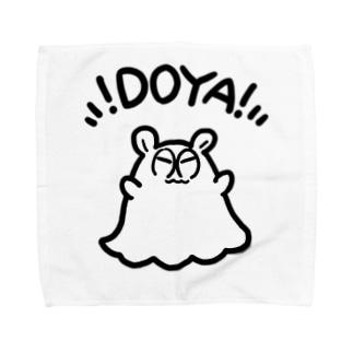 ななてる Towel handkerchiefs